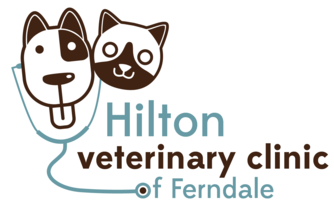 Hilton Veterinary Clinic of Ferndale Logo